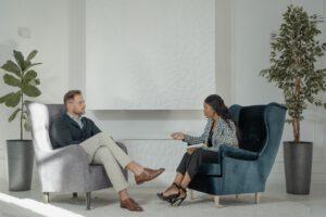 afspraak met een relatietherapeut